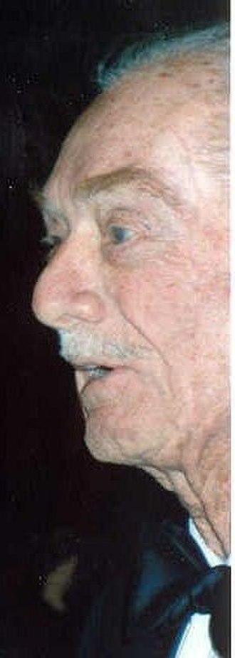 Sylvester Weaver (executive) - Weaver in 1989