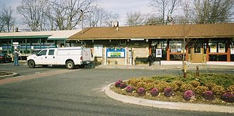 Patchogue (LIRR station) - Image: Patchogue Station