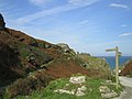 Path to Tintagel Castle, Cornwall (461192) (9458730464).jpg