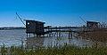 Pauillac - Gironde - Cabanes de pêcheurs sur l'estuaire de la Garonne - Picture Image Photography (13915746131).jpg