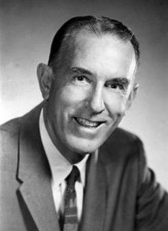 United States Senate elections, 1964 - Image: Paul Fannin