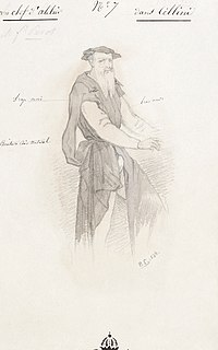 Ferdinand Prévôt French operatic baritone