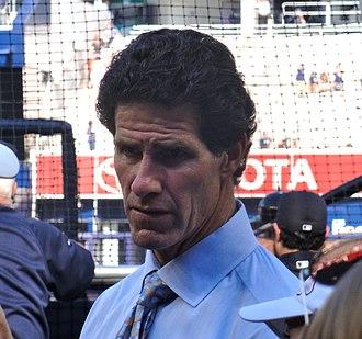 Paul O'Neill (baseball) - O'Neill at Yankee Stadium, 2011.