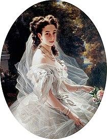 Pauline Sándor, Princess Metternich, by Franz Xavier Winterhalter.jpg