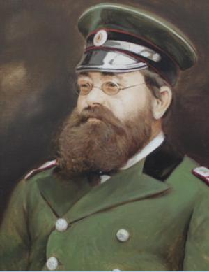 Nikola Vaptsarov Naval Academy - The first Commandant of the Maritime School 2nd Lt. Dip (Eng) Pavel Alexeevich Mashnin (1848, Sevastopol  –  1900, Port Arthur).
