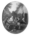 Peasants Making Music (Paolo Monaldi) - Nationalmuseum - 17058.tif
