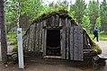 Peat-covered log hut, Siida Museum, Inari, Finland (4) (36288524150).jpg