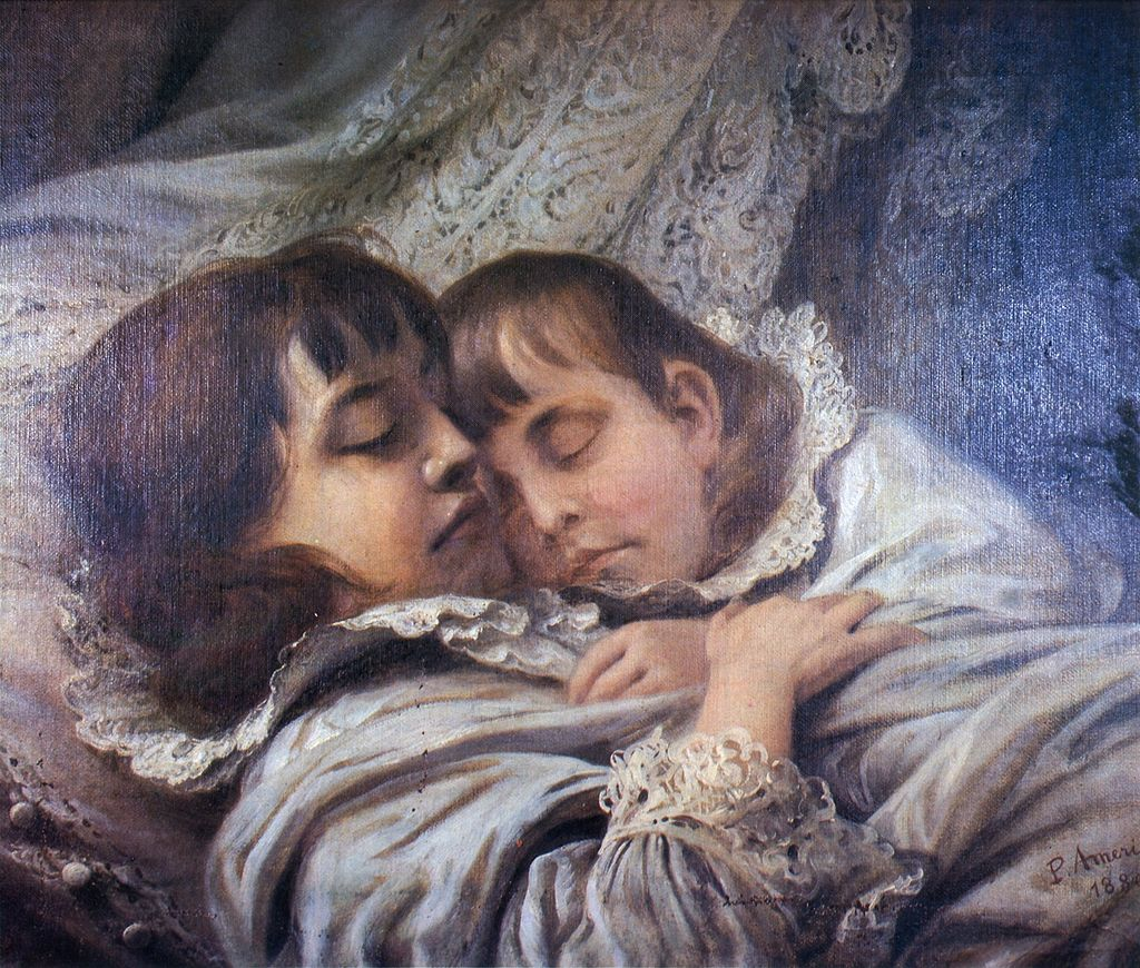 Pedro Américo - Os filhos de Eduardo IV da Inglaterra.jpg