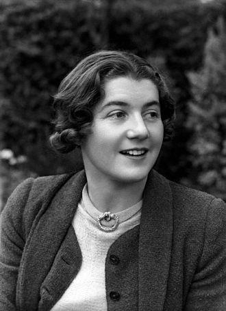 Margaret Scriven - Image: Peggy Scriven 1938