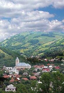 Bistra, Alba Commune in Alba, Romania