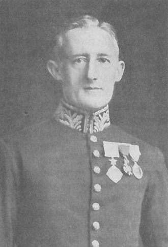 Uqair Protocol of 1922 - Percy Cox