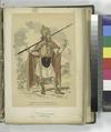 Periode Gauloise Prehistorique - costume de guerrier du sud-est de la France (NYPL b14896507-1235269).tiff
