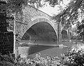 Perkiomen Stone Arch Bridge, Spanning Perkiomen Creek at Ridge Pike, Collegeville (Montgomery County, Pennsylvania).jpg