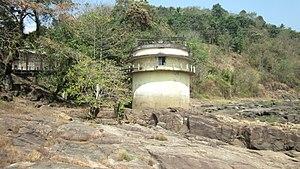 Perunthenaruvi Falls - Image: Perunthenaruvi Pathanamthitta (17)