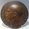 Peter Behrens by Rudolf Bosselt, 1918, bronze - Museum Künstlerkolonie Darmstadt - Mathildenhöhe - Darmstadt, Germany - DSC06385.jpg