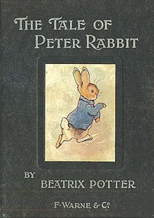 Peter Rabbit First Edition 1902a Jpg