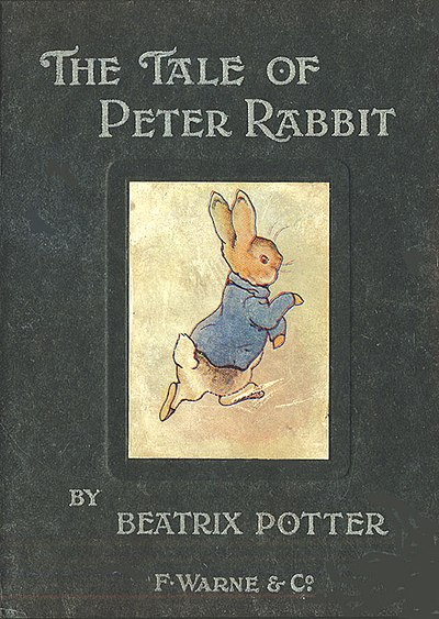 Picture of a book: The Tale Of Peter Rabbit
