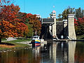 Peterborough Lift Lock. On the Trent Canal..jpg