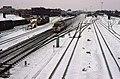 Peterborough Station from Mayor's Walk - geograph.org.uk - 894009.jpg