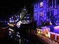 Petite Venise - Pont 2 - Nuit (Colmar).JPG