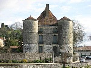 Peyrehorade - Château de Montréal