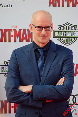 Peyton Reed at the World Premiere of Marvel's Ant-Man -AntMan -AntManPremiere - DSC 0392 (19115946619).jpg