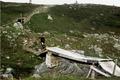 Pfadfinderstamm Ägypten, Nordlandfahrt des Stammes Ägypten 1994 - Brücke über den Jåkkejågåsj.png