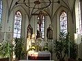 Pforzen Kirche Altar in Neuromanik - panoramio.jpg