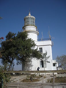 Image illustrative de l'article Phare des Mamelles