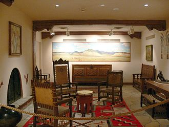 Philbrook Museum of Art - Santa Fe Room