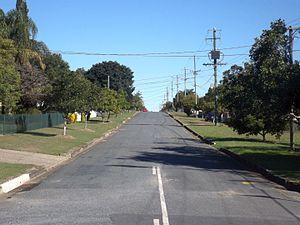 One Mile, Queensland - Philip Street, 2016