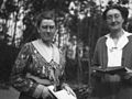 Philippa Strachey and Joan Pernel Strachey in 1921.jpg