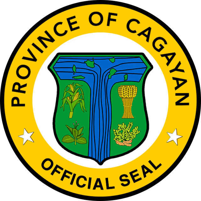 Official seal of Cagayán
