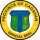 Official seal of Cagayan