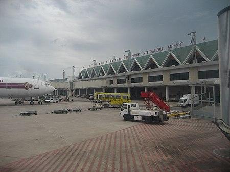 Lapangan Terbang Antarabangsa Phuket
