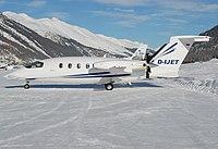D-IJET - P180 - AirGO Private Airline