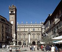 Piazza Erbe, nothern part.JPG
