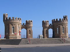 Pier Towers w Withernsea