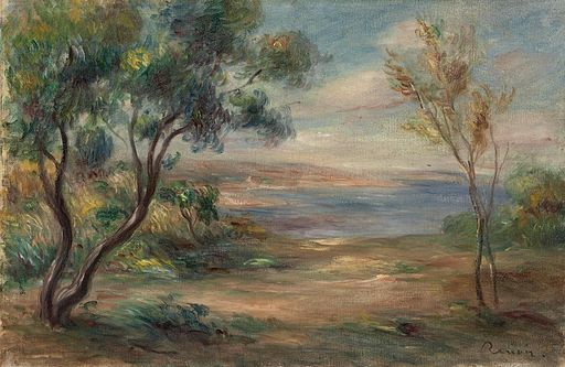 Pierre-Auguste Renoir - Bords de mer