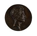 Pierre-Jean David d'Angers - Émile-Jean-Horace Vernet (1789-1863) - Walters 54825.jpg