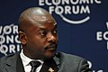 Pierre Nkurunziza - World Economic Forum on Africa 2008 1.jpg