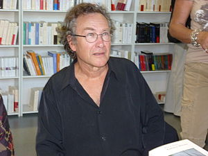 Prix du roman Fnac - Image: Pierre Péju