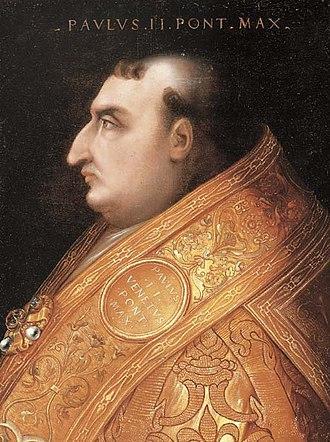 Pope Paul II - Image: Pietrobarbo
