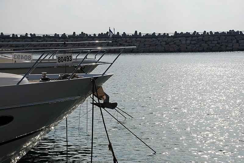Herzlia harbor