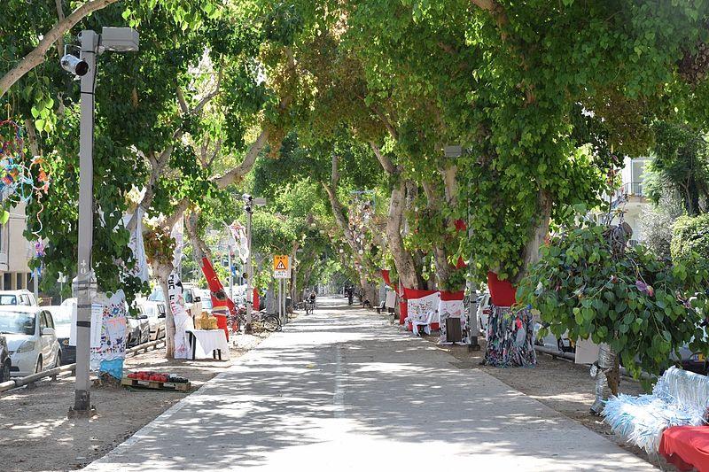 שדרות נורדאו, תל אביב