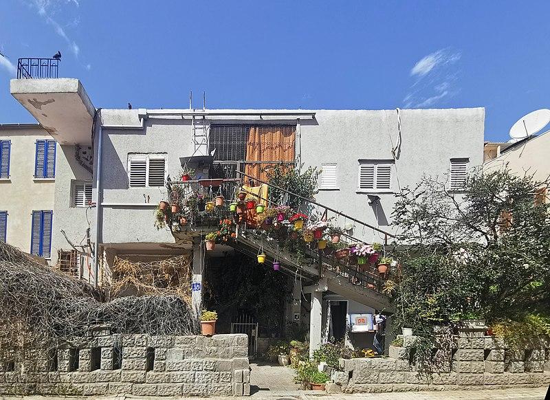 הבית בשרעבי 15 תל אביב