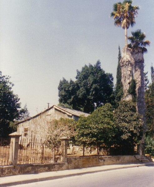 בית משפחת פצ'ורניק ברח' רוטשילד