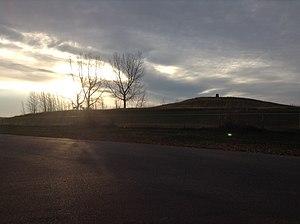 Pilot Butte, Saskatchewan - The Butte Hill, located in Inland Park