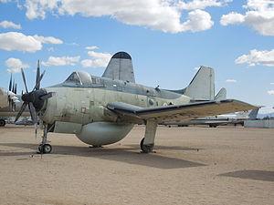 Pima Air & Space Museum - Aircraft 22.JPG