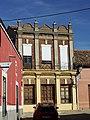 Pinilla de Toro two storied house at Plaza Unión c.jpg